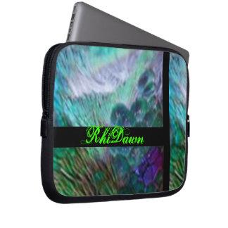 Peacock Laptop Bag