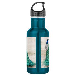 Peacock Liberty Bottle