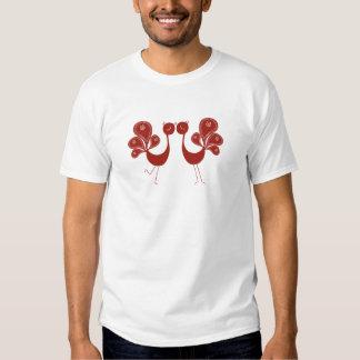 Peacock Love Tshirt