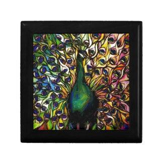 Peacock Majestic Gift Box
