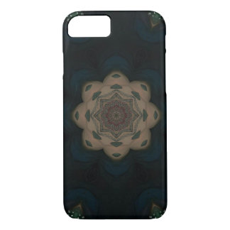 peacock mandala iPhone 8/7 case