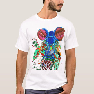 Peacock Mantis Shrimp T-Shirt