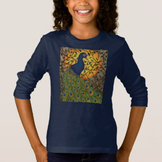 Peacock of the Night T-Shirt