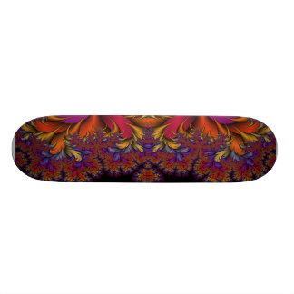Peacock Ore Custom Skateboard