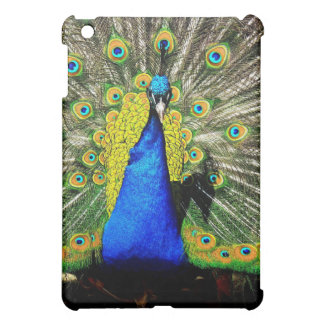 Peacock Paradise Case For The iPad Mini