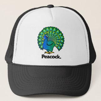 Peacock Peacock. Trucker Hat