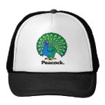 Peacock Peacock. Trucker Hats