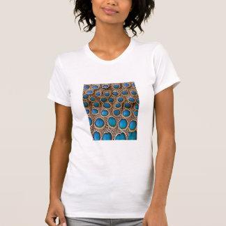 Peacock-pheasant feather design T-Shirt