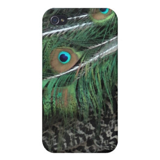 Peacock Plumage iPhone4 Case iPhone 4/4S Covers