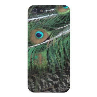 Peacock Plumage iPhone5 Case Case For iPhone 5