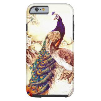 Peacock Royal Tough iPhone 6 Case