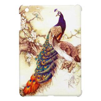 Peacock Royal iPad Mini Cases