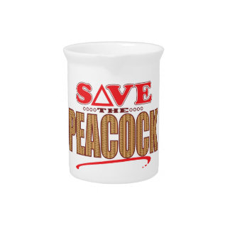 Peacock Save Pitcher