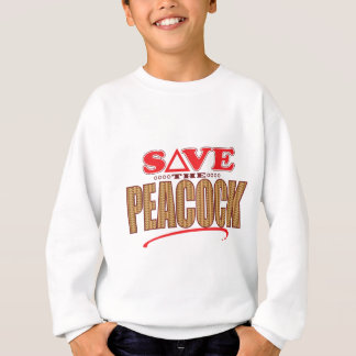 Peacock Save Sweatshirt