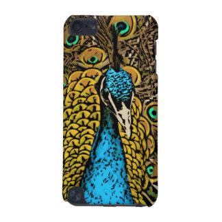 Peacock Splendor Illustration iPod Touch 5G Covers