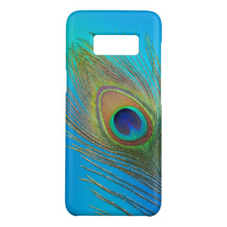 Peacock Tail Feather Case-Mate Samsung Galaxy S8 Case