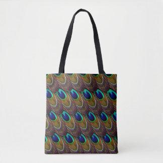 Peacock tote bag Pretty  bird