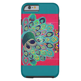 Peacock Tough iPhone 6 Case