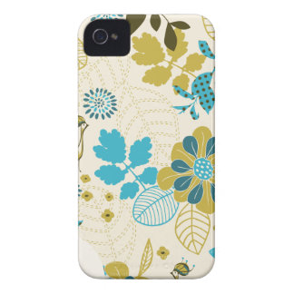 peacock vanity Case-Mate iPhone 4 cases
