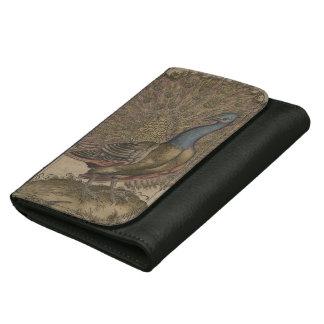 Peacock Wallets For Women