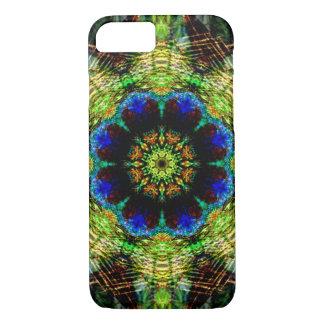 Peacock Wheel iPhone 7 Case