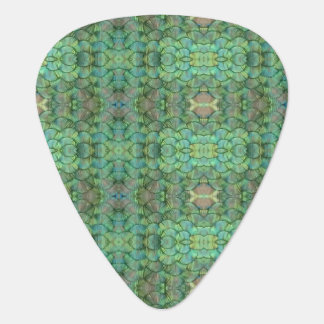 Peacocking Cool Guitar Pick