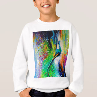 Peacocks Sweatshirt