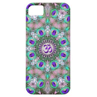 Peacolia Purple Aum iPhone 5 CaseMate Cases