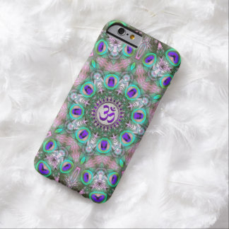 Peacolia Purple Aum iPhone 6 CaseMate Cases