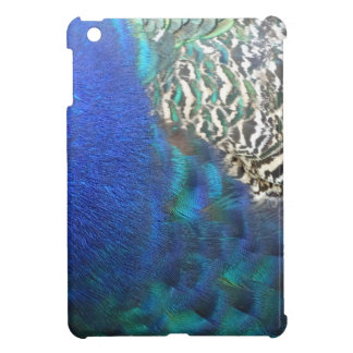 Peafowl Feathers Rich In Colors Case For The iPad Mini