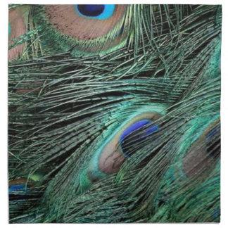 Peafowl Flumes Napkin