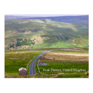 Peak District, United Kingdom Postcard