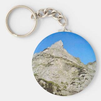 Peak of the Eiger, Grindelwald Key Ring