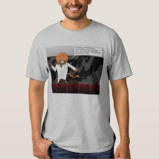 Peak Zebra Tee Shirt