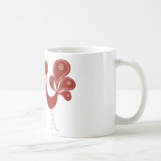 Peakcock Love Coffee Mugs