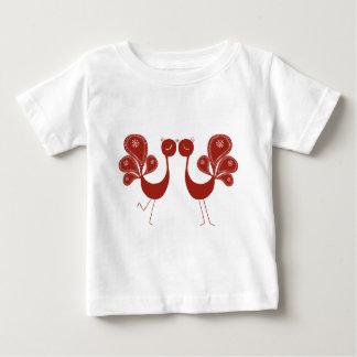 Peakcock Love T Shirts