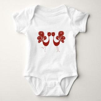 Peakcock Love Tee Shirts