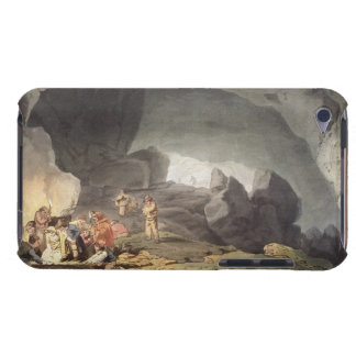 Peaks Hole, Derbyshire (colour engraving) iPod Touch Case-Mate Case