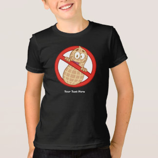 Peanut Allergy 2 (customizable) T-Shirt