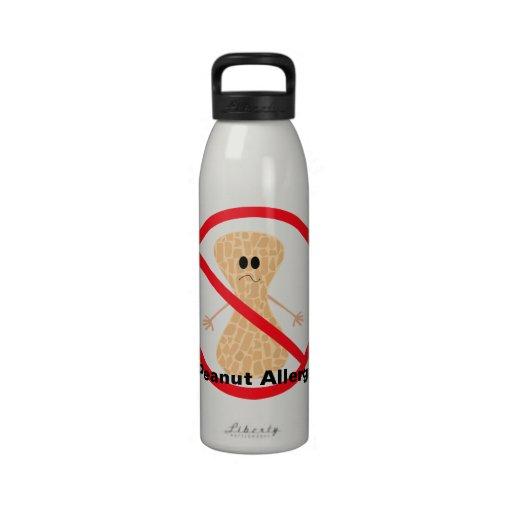 Peanut Allergy Liberty Bottle Drinking Bottles