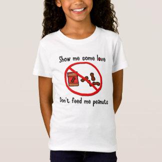 Peanut Allergy Shirt (kids)