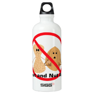 Peanut and Nut Allergy SIGG Traveller 0.6L Water Bottle
