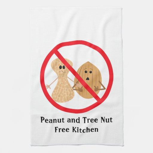 Peanut and Tree Nut Free Kitchen MoJo Kitchen Towe Kitchen Towel