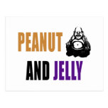 Peanut Buddha & Jelly