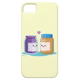 Peanut Butter and Jelly iPhone 5 Cover