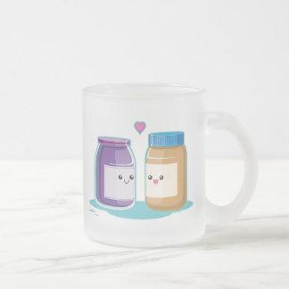 Peanut Butter and Jelly Coffee Mug