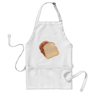 Peanut Butter and Jelly Sandwich Apron