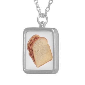 Peanut Butter and Jelly Sandwich Jewelry