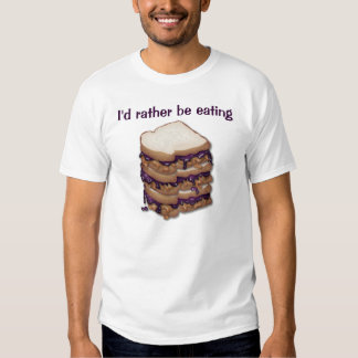 Peanut Butter and Jelly Sandwiches T Shirt
