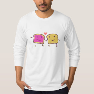 Peanut Butter and Jelly Tee Shirt